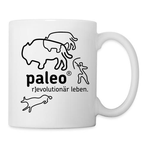 Paleo r evolutionär Illu - Tasse
