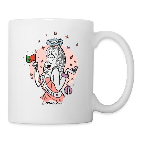 Louche jpg - Mug blanc