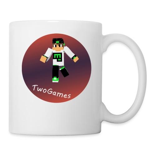 Hoodie met TwoGames logo - Mok