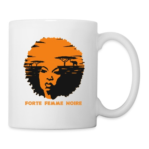 Strong Black Woman - Tasse