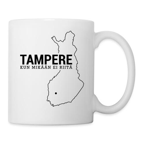 Kotiseutupaita - Tampere - Muki