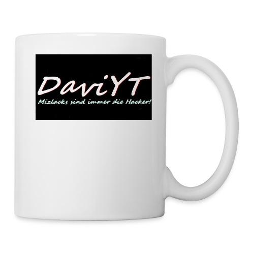 DaviYT Merch - Tasse