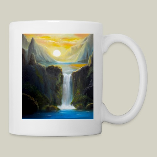 Waterfall - Tasse
