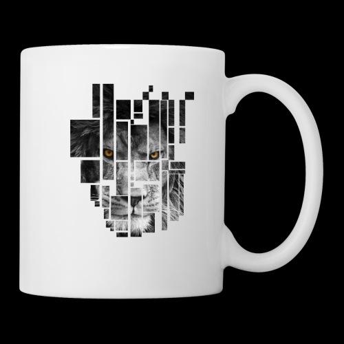 Pixel Lion Tattoo Inspire - Mug