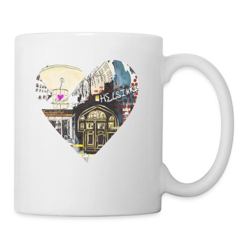 helsinkiheart png - Mug
