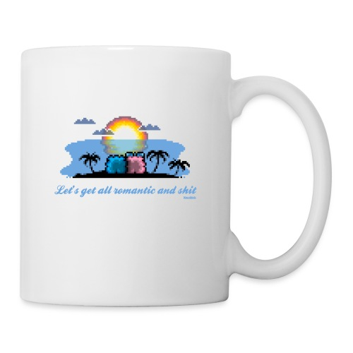 Beach Romantic - Tasse