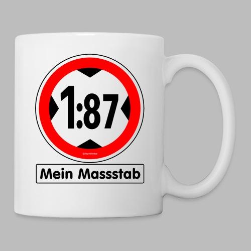 1:87 Mein Massstab - Tasse