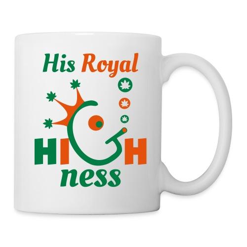 His Royal Highness - Mug
