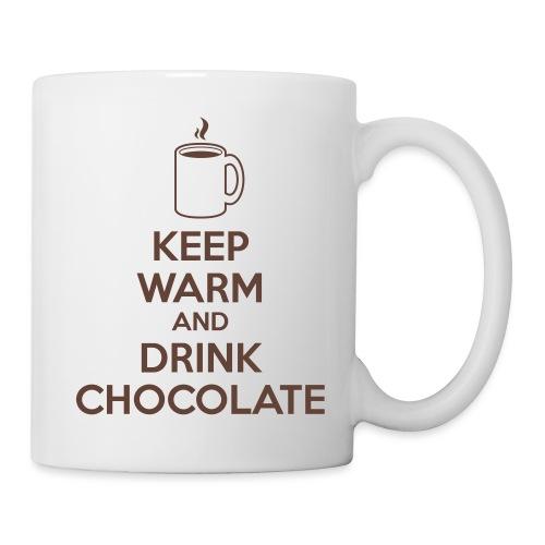 Chocolate Keep Warm - Tasse
