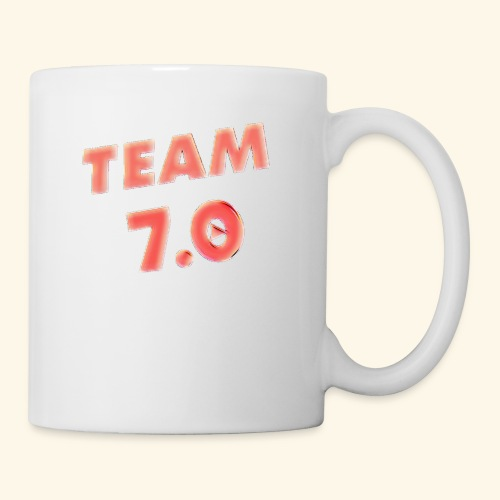 Pop art team 7 - Mug