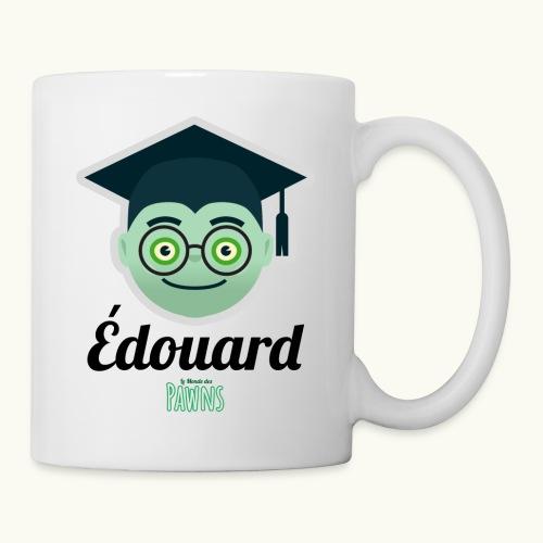 Édouard (Le monde des Pawns) - Mug blanc