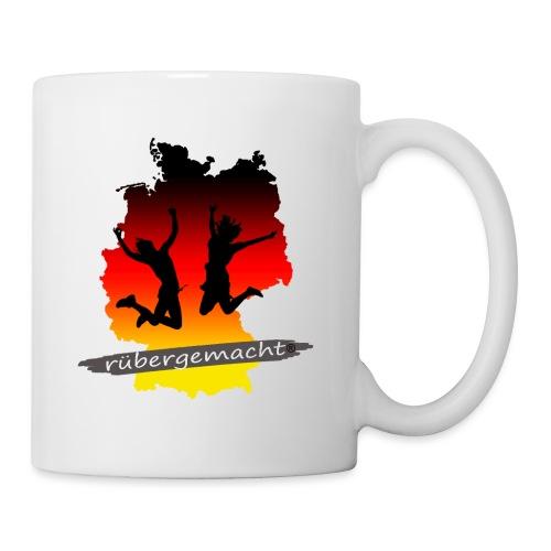 Rübergemacht - Tasse