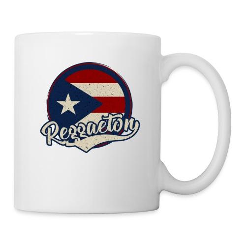 Reggaeton Music - Puerto Rico - Tasse