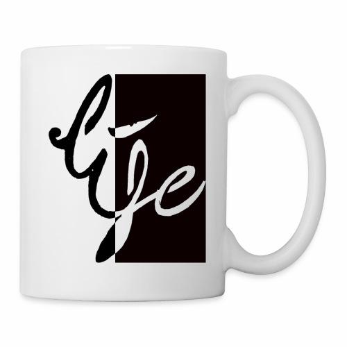Life Logo 02 - Mug blanc
