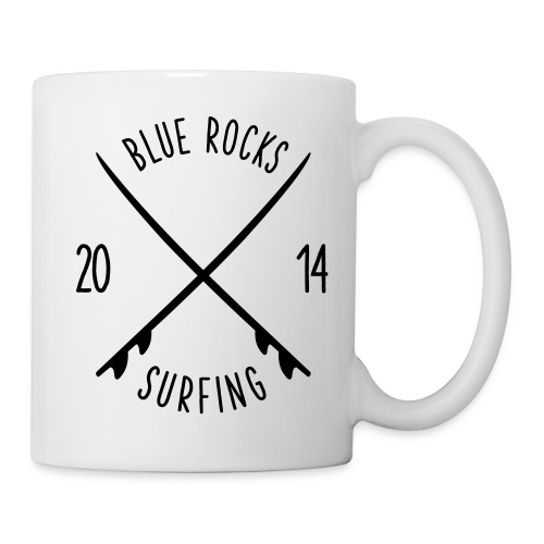Blue Rocks Bag - Tasse