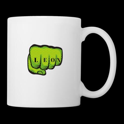 Leon Fist Merchandise - Mug