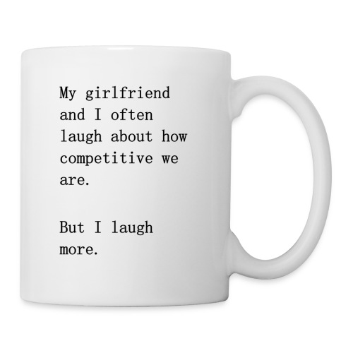 Couple Comedy - Mug