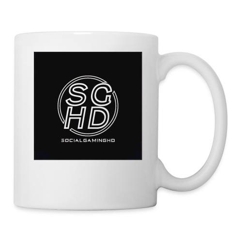 SocialGamingHD merch - Mug
