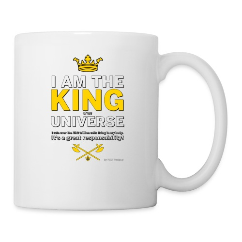 Royal King T-shirt - PAN designs - Tees & Gifts - Mugg