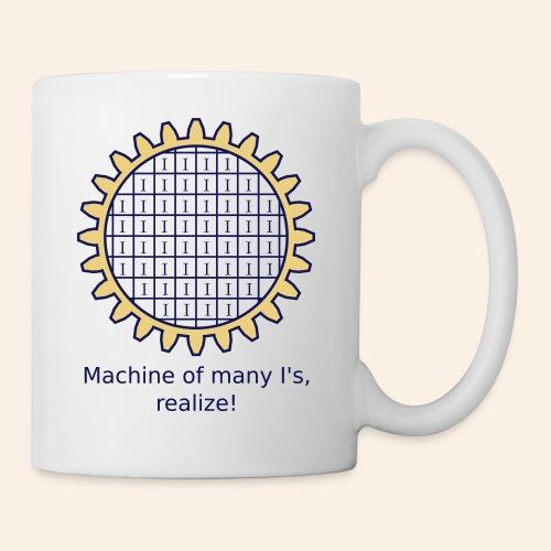 Machine of many I's - Tasse