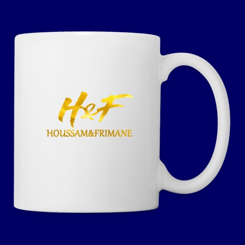 h f gold2 - Tazza