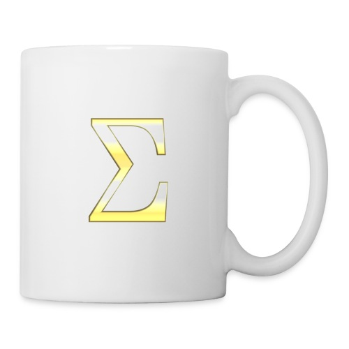 Sigma in Gold - Tasse
