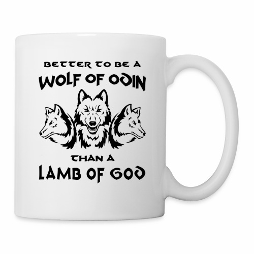 Wolf of Odin - Taza