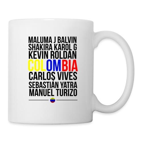 Reggaeton Shirt Kolumbien - Tasse