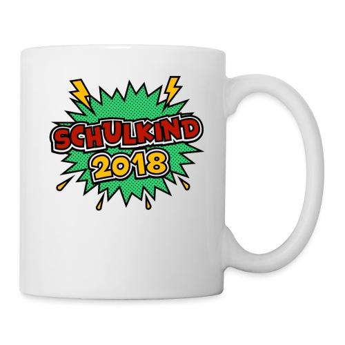Schulkind ein schönes Geschenk zum Schulantritt - Tasse