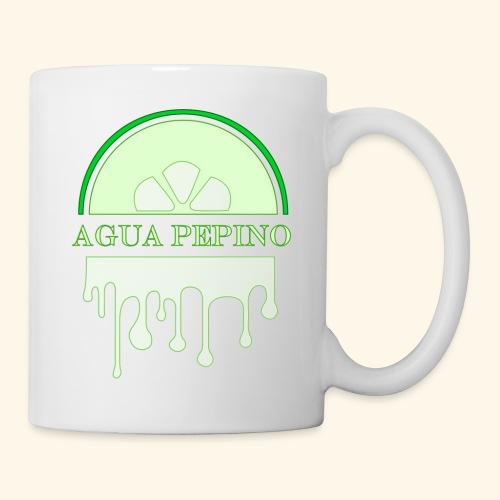 Agua Pepino (Gurkvatten) - Mugg