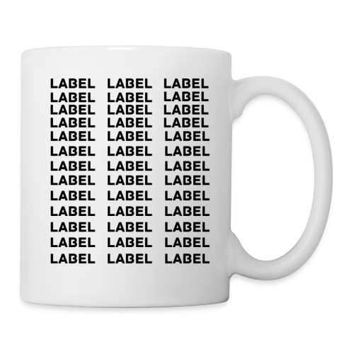 LABEL - Multitude Design - Mug