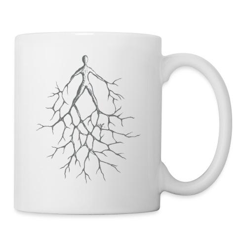 Fest im Leben stehen - Tasse