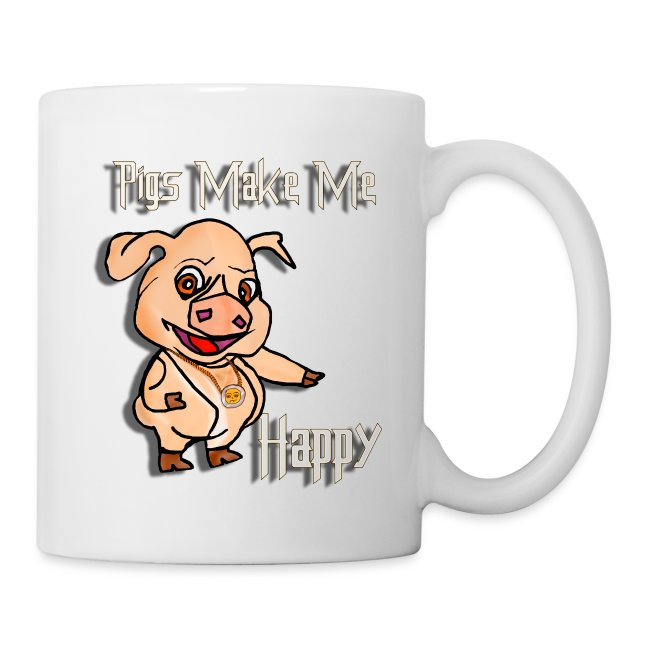 Oh my God pigs maakt mij blij
