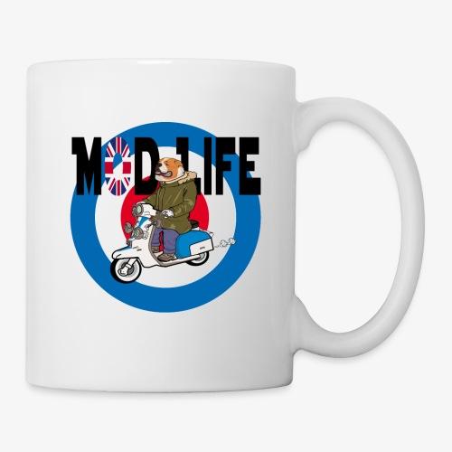 BritishBullDogModLife - Mug