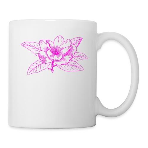Camisetas y accesorios de flor color rosada - Taza