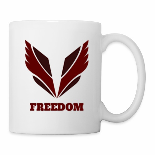 Freedom collection - Mug blanc