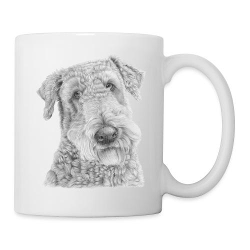 airedale terrier - Kop/krus