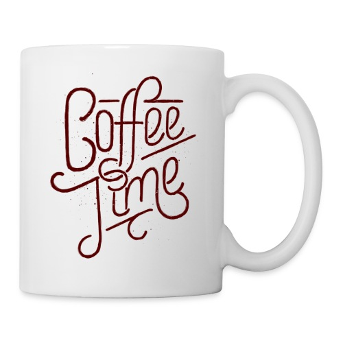 Mug Coffee time - Mug blanc