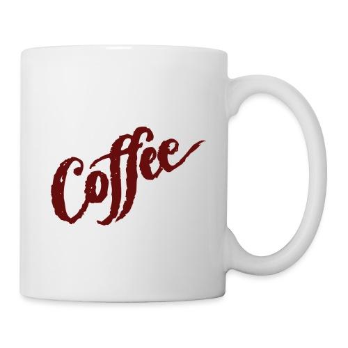 Mug Coffee - Mug blanc