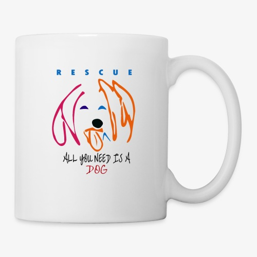 ALL YOU NEED IS A DOG - Taza