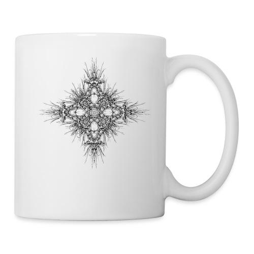 ornament tohroterm - Tasse