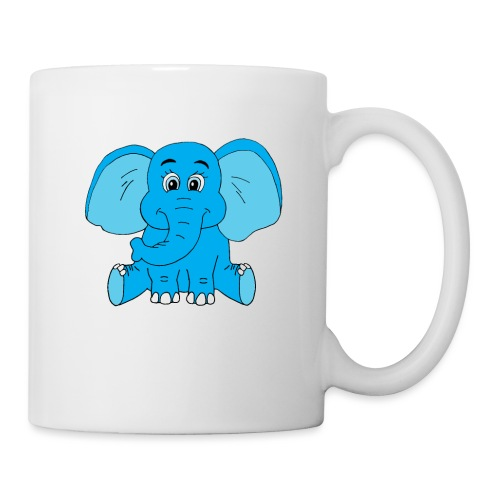 Baby Elefant - Tasse