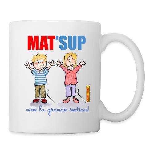 mat sup png - Mug blanc