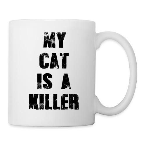 My Cat is a Killer - Tasse
