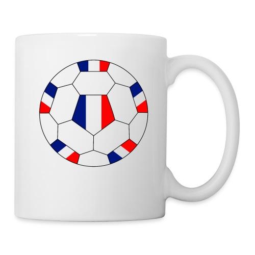 Frankreich Fußball - Tasse