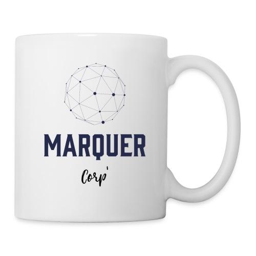 Marquer Corp - Mug blanc