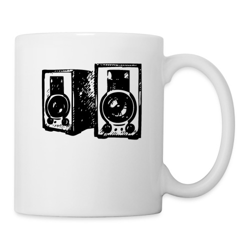 DJ Symbol Musik Musiker Party Disco - Tasse