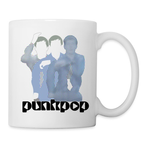 JD Post Punk PunkPop - Tazza
