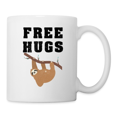 Funny Sloth Quotes - Tasse