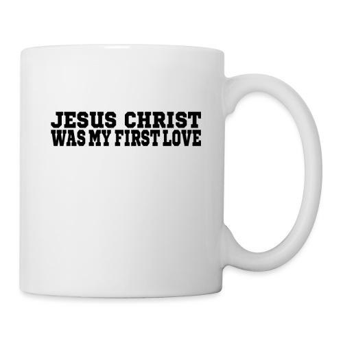 Jesus Christus Lieben - Tasse